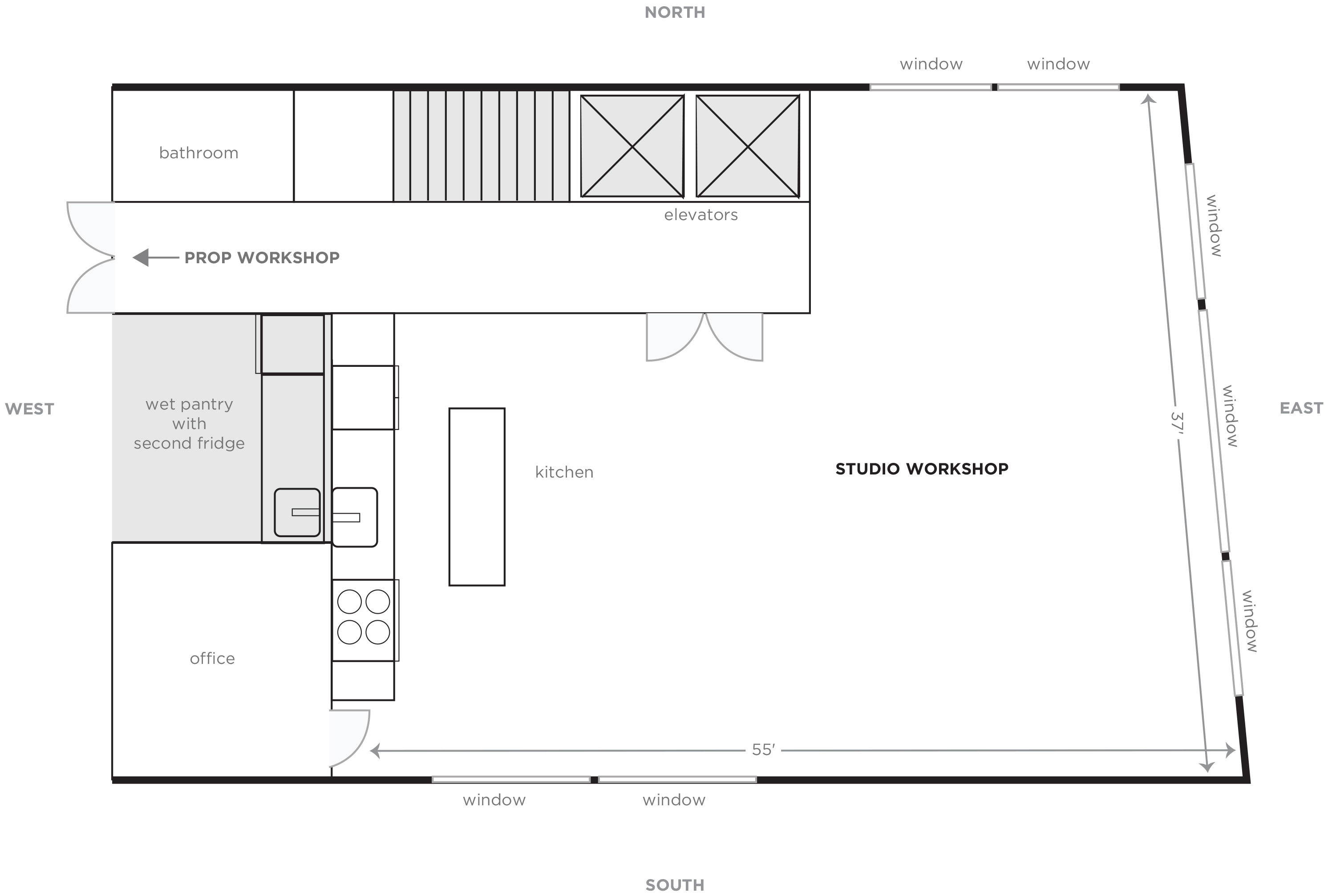 1239 Studio floorplan1